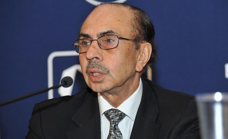 Adi Burjorji Godrej - head of the Godrej family, and chairman of the Godrej Group