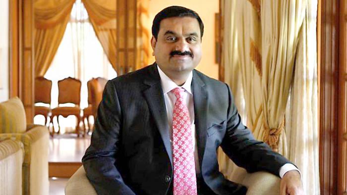 Gautam Adani - $15.7 Billion Wealth