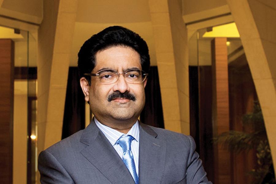 Kumar Birla - chairman of the Aditya Birla Group