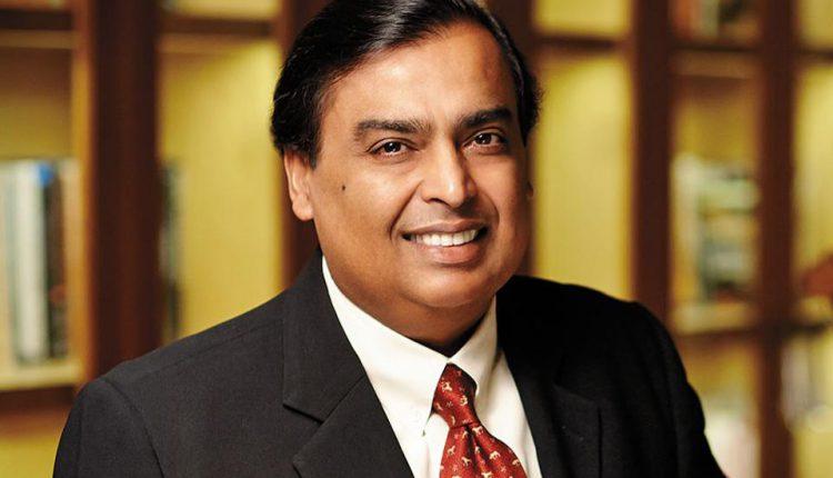 Mukesh Ambani -India's richest businessman