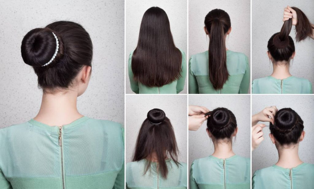 Volume Bun Hairstyle