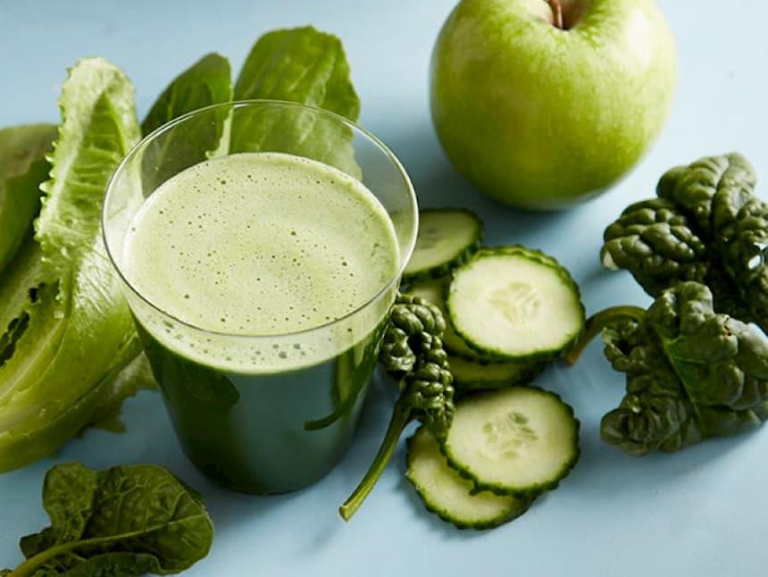 Green Juice Drink