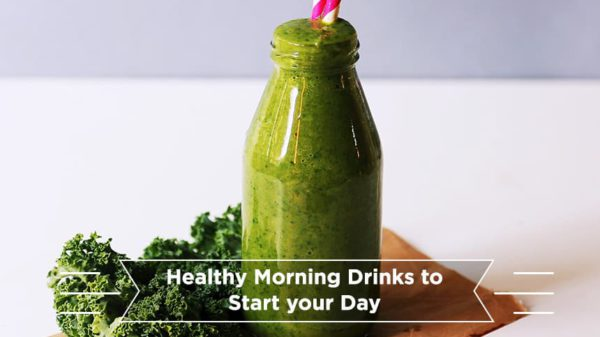 Morning Healthy Drinks