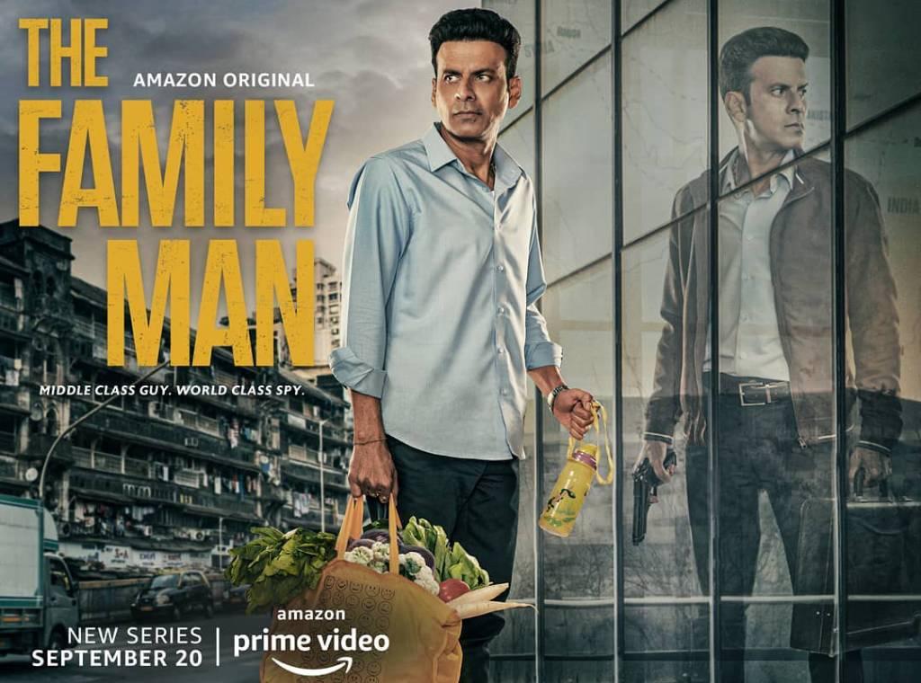 The Family Man - Amazon Original Series