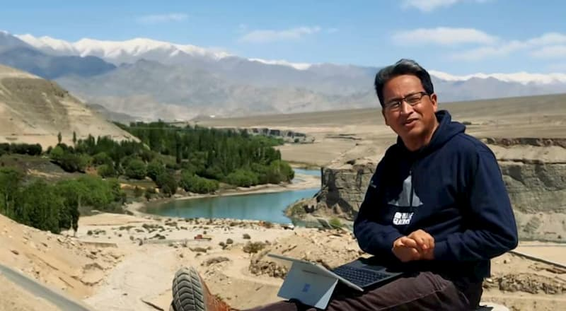 Sonam Wangchuk on Boycott Chinease Products