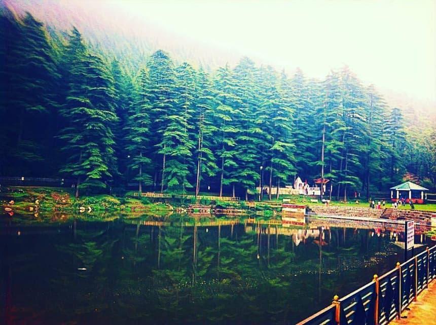 Dal Lake, Dharamshala