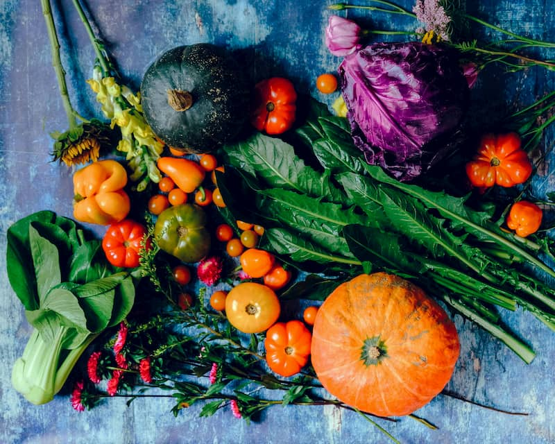 Variety of Vegetables for Immunity Boosting