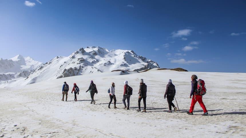 Kasol Sar Pass Trekking