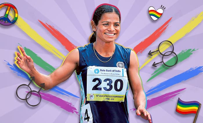 Dutee Chand Comes Out As A Lesbian