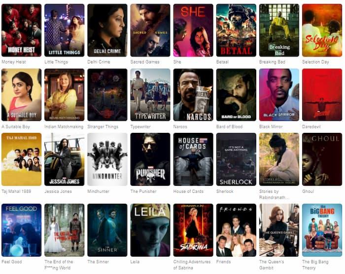 Netflix India Best Web Series